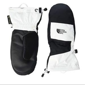 New The North Face Youth Montana GORE-TEX Mittens